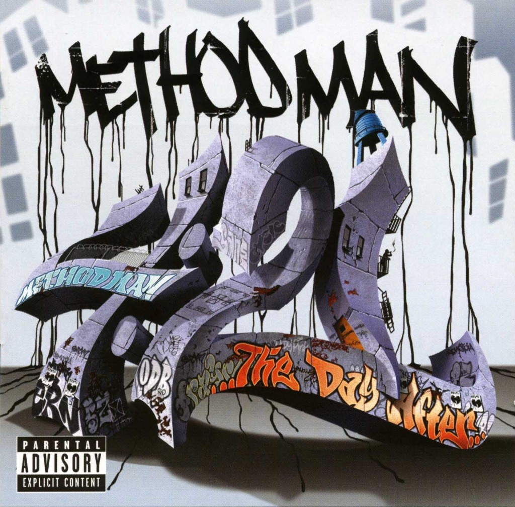 Method Man - 421 The Day After - Front